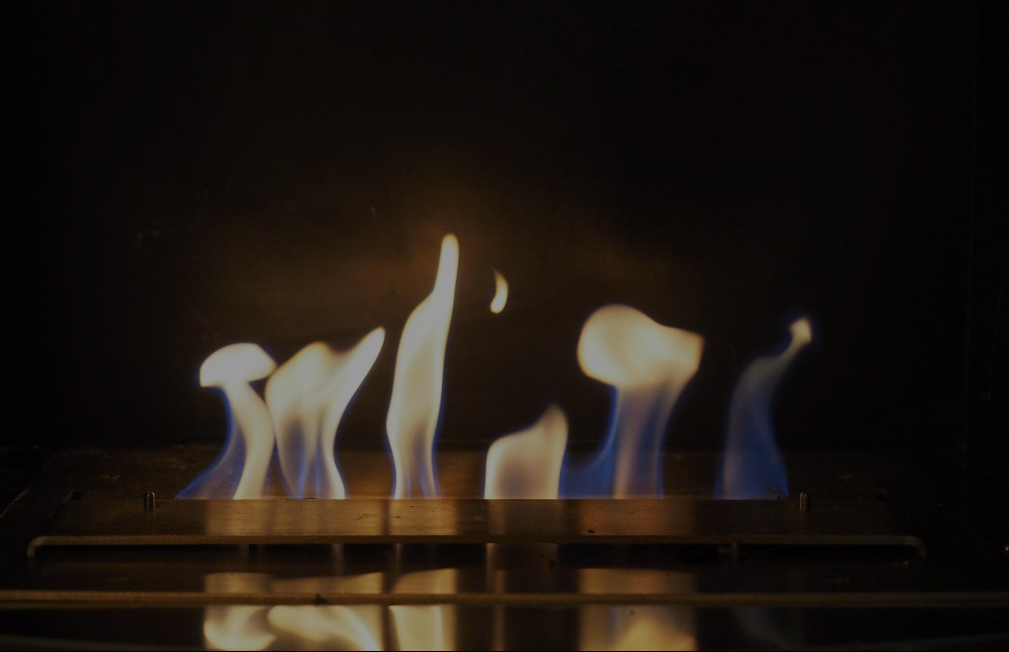 Chaleur, ambiance, cheminée